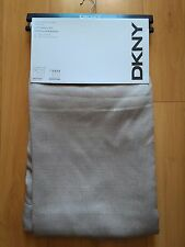 NEW DKNY Light Gray UPTOWN LOFT Window Curtain Panels 50x84 PAIR Room Darkening