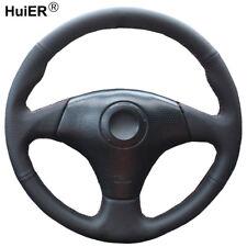 For Toyota RAV4 1998 - 2003 Celica Corolla Hand Sewing Car Steering Wheel Cover