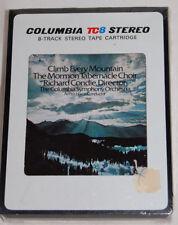 8-Track Cartridge Soundtracks & Musical Formats