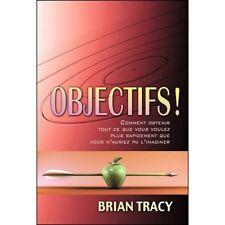 OBJECTIFS - BRIAN TRACY