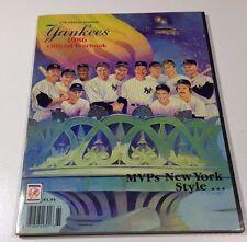 1986 NEW YORK YANKEES YEARBOOK
