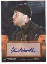 Terminator Salvation Auto Card Chris Ashworth