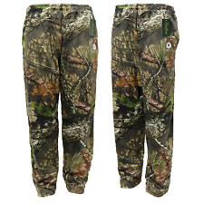 MENS ARMY CAMOUFLAGE PRINT JUNGLE REAL TREE GYM PANTS JOGGERS TROUSERS S-XL