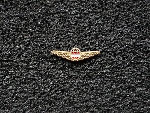 (C11) Österreichisches Fallschirmjäger Springerabzeichen Bronze Pin Österreich