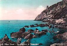 # S. FELICE CIRCEO: la scogliera di torre fico - 1958
