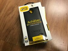 New OEM OtterBox Achiever Series Case Cover For ZTE Maven 3 - BLACK