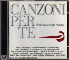 CANZONI PER TE dedicato a Sergio Endrigo - De Andrè - Capossela - Lauzi - Paoli