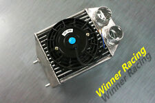 "5"" CORE INTERCOOLER&12V 80W ELECTRIC FAN;RENAULT SUPER 5 GT TURBO 1.4L 1985-1991"