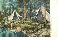 "Maine ""A Moose Hunters Camp"" P/C"