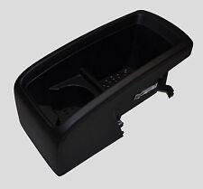 Passat 3C Original Ablage Mittelkonsole Getränkehalter hinten scharz 3C0863323L