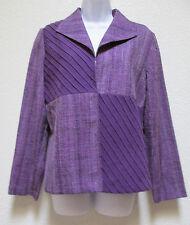 Beautiful Womens Koret Purple blazer, dress jacket, ladies size 10
