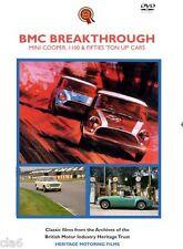 BMC Breakthrough DVD - Mini Austin 1100 A90 Healey 100 MGA Wolseley 6/90 *NEW