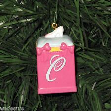Princess Cinderella's GLASS SLIPPER - Custom Christmas Tree Ornament Disney