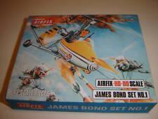 AIRFIX  PROTOTYPE BLUE BOXE JAMES BOND 1/72 SET N° 1 WINDOW BACK