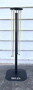 SKLZ Dribble Stick Basketball Trainer Black 4 Sticks Adjustable