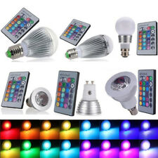 E27 E14 B22 LED RGB Spot Light Bulb Color Changing Globe Light + IR Remote AU