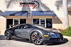 2010 Bugatti Veyron 16.4 Coupe 2010 Bugatti Veyron 16.4 Coupe 443 Miles Black Metallic/Titanium Grey Metallic C