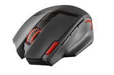Trust 800 - 2400 DPI GXT 130 Wireless LED Illuminated Gaming Mouse NEW FREE P&P