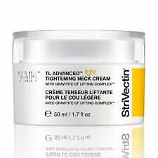 StriVectin TL Advanced Light Tightening Neck Cream, 1.7 oz. No outer seal/No box