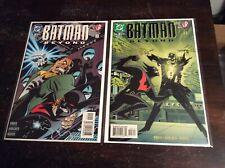 Batman Beyond #2 NM #3 NM-
