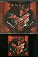 Redd Barron The Barron's Here To Rock CD Leatherwolf Banshee Malice Dokken Riot