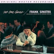 Frank Sinatra No One Cares Limited Numbered Mobile Fidelity 180gram LP