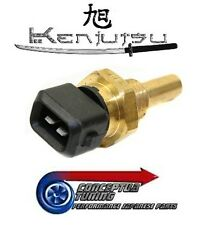 Kenjutsu SQUARE Water Temp Sensor ECU 2 Pin For EARLY RPS13 180SX SR20DET Redtop