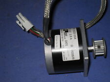 APPLIED MOTION STEPPER MOTOR + Electro-Craft Coil Tach Generator + VEXT lot 21B3
