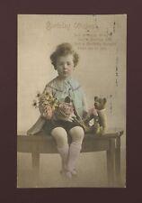 World War I (1914-18) Collectable Children Postcards