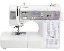Brother 150-Stitch Computerized Sewing & Quilting Machine with Wide Table
