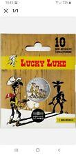 """Médailles 75 ans de Lucky Luke 2021 """"Les Dalton""""."""