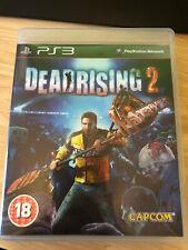Dead Rising 2 (Sony PlayStation 3, 2010) (PS3) PEGI 18+ Adventure: VERY GOOD CON