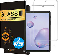 2 Pack for Galaxy Tab A 8.4 inch T307 2020 Screen Protector Tempered Glass