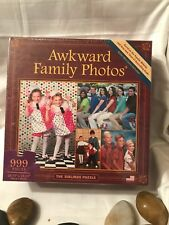 Awkward Family Photos The Siblings Puzzle 999 pieces