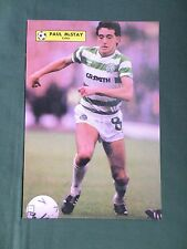 PAUL MCSTAY - CELTIC  - 1 PAGE PICTURE - CLIPPING /CUTTING
