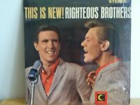 THE  RIGHTEOUS   BROTHERS             LP         THIS  IS  NEW  !
