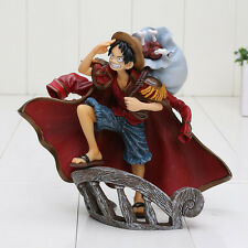 """Anime One Piece Luffy PVC Action Figure Collection Toy 6"""" 15CM collector edition"""