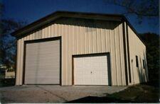 40x40x16 Steel Building Simpson Metal Building Kit Garage Workshop Barn Storage