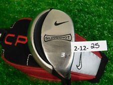 Nike Slingshot 21* 3 Hybrid TourForce 80 Platinum Stiff Graphite w CPR Headcover