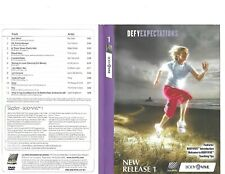 Les Mills Body Vive 1 Comes with Cd, Instructor Notes, and Case (No Dvd)
