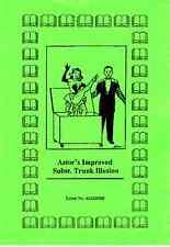 Improved Substitution Trunk, die neue Fluchtkiste von Astor I Broschüre
