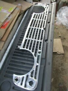 Triumph TR4A Grille Assembly, Original Used, Good Condition
