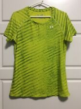 Under Armour Heat Gear Fitted T Shirt Mens M