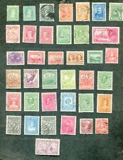 Stamp Lot Of Newfoundland And New Brunswick