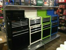 """Draper 24"""" Combined Roller Cabinet & Tool Chest Available 4 colours WHITE 19576"""
