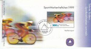 Fédéral Markenheftchen pour Il Sport 1999 Radrennen