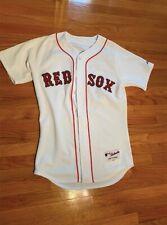 2004 David Ortiz Boston Red Sox Authentic Majestic MLB Jersey Size 40 Medium