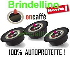 100 CAPSULE ON Caffè INTENSO COMPATIBILI MACCHINE LAVAZZA A MODO MIO MINU JOLIE