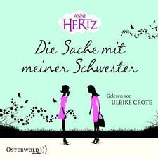 Die Sache mit meiner Schwester von Anne Hertz (2014)