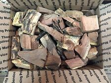 Cherry Wood Chunks Chips For Bbq Grilling Smoking 7Lbs